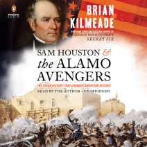 Sam Houston and the Alamo Avengers Cover