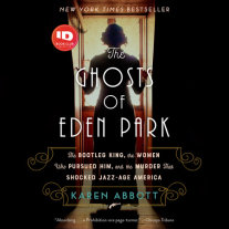 The Ghosts of Eden Park Cover