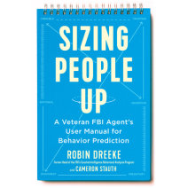 Sizing People Up Cover