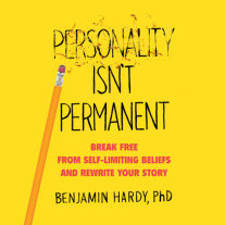 Personality Isn't Permanent Cover