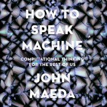 How to Speak Machine Cover