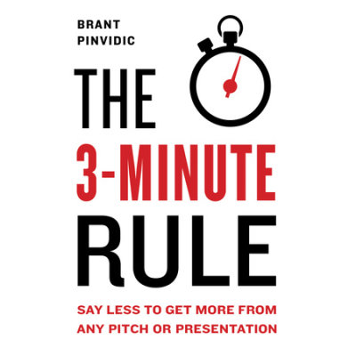 The 3-Minute Rule cover