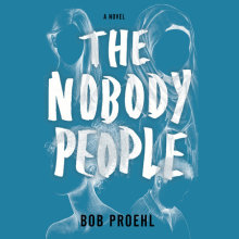 The Nobody People Cover