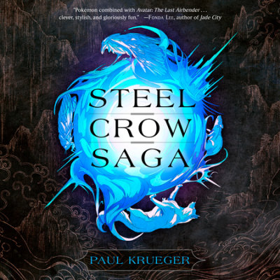 Steel Crow Saga cover