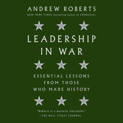 Leadership in War cover