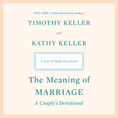The Meaning of Marriage: A Couple's Devotional cover