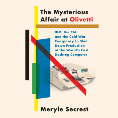 The Mysterious Affair at Olivetti cover