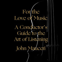 For the Love of Music Cover