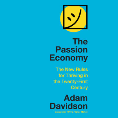 The Passion Economy cover