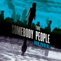 The Somebody People Cover