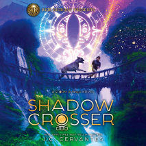 The Shadow Crosser (A Storm Runner Novel, Book 3) Cover