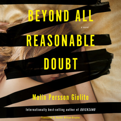 Beyond All Reasonable Doubt cover