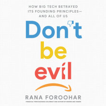 Don't Be Evil Cover