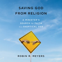 Saving God from Religion Cover