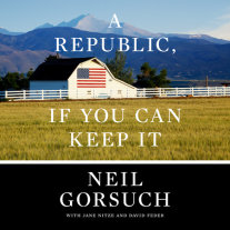 A Republic, If You Can Keep It Cover