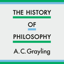 The History of Philosophy Cover
