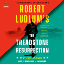 Robert Ludlum's The Treadstone Resurrection Cover