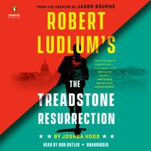 Robert Ludlum's The Treadstone Resurrection Cover