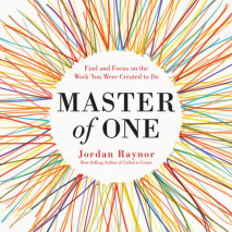 Master of One Cover