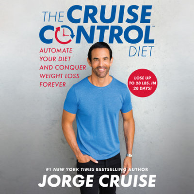 The Cruise Control Diet cover