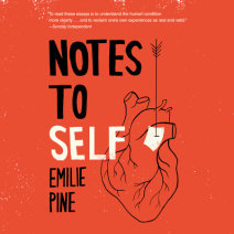 Notes to Self Cover