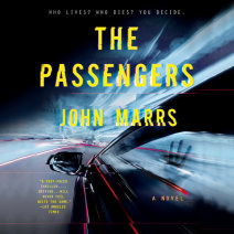 The Passengers Cover
