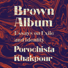 Brown Album Cover