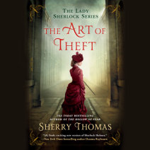 The Art of Theft Cover