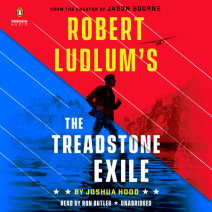 Robert Ludlum's The Treadstone Exile Cover