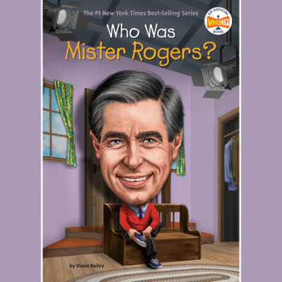 Who Was Mister Rogers? cover