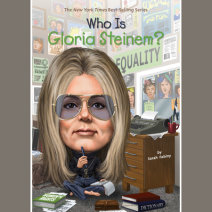 Who Is Gloria Steinem? Cover