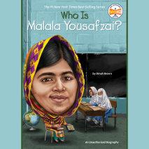 Who Is Malala Yousafzai? Cover