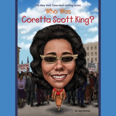 Who Was Coretta Scott King? cover