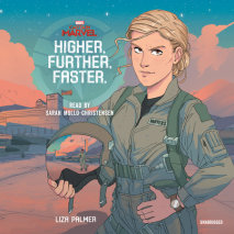 Captain Marvel: Higher, Further, Faster Cover