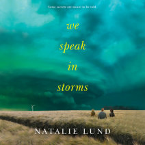 We Speak in Storms Cover