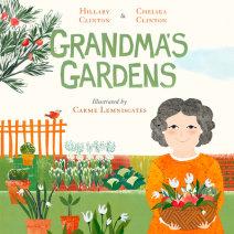Grandma's Gardens Cover
