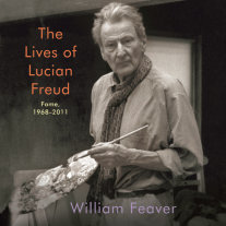The Lives of Lucian Freud Cover