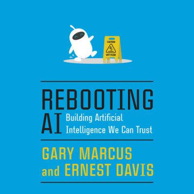 Rebooting AI cover