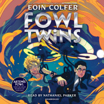The Fowl Twins, Book One Cover