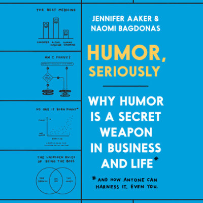 Humor, Seriously cover