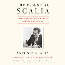 The Essential Scalia Cover