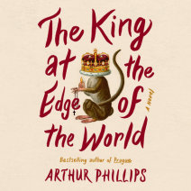 The King at the Edge of the World Cover