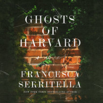 Ghosts of Harvard Cover