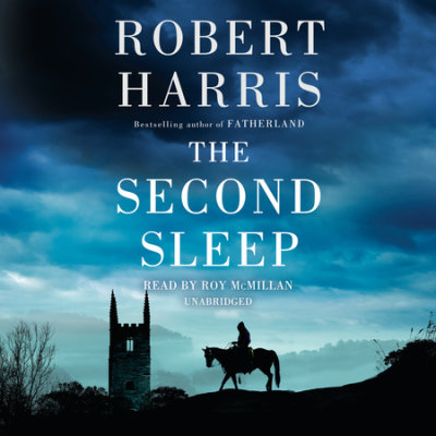 The Second Sleep cover