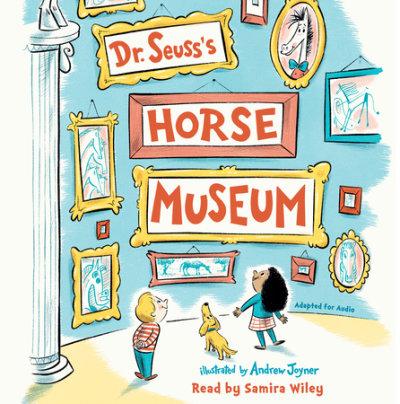 Dr. Seuss's Horse Museum cover