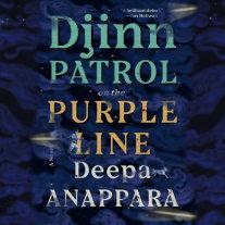 Djinn Patrol on the Purple Line Cover