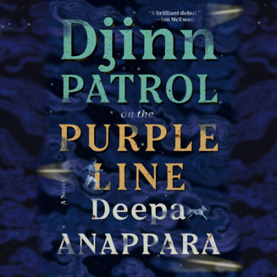 Djinn Patrol on the Purple Line cover