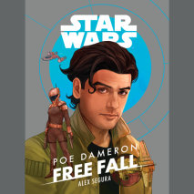 Star Wars Poe Dameron: Free Fall Cover