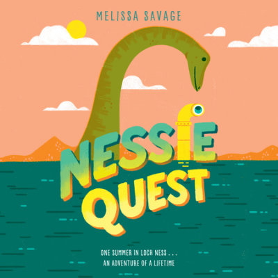 Nessie Quest cover