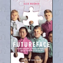 Futureface (Adapted for Young Readers) Cover
